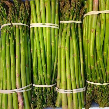 asparagi verdi medi italiani, consegna a domicilio