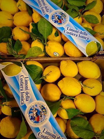 limoni naturali