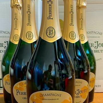 Champagne Perrier Jouet Gran Brut Rialtofrutta consegna a domicilio