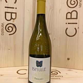 Friulano Ronco delle Betulle vino bianco friuli venezia giulia