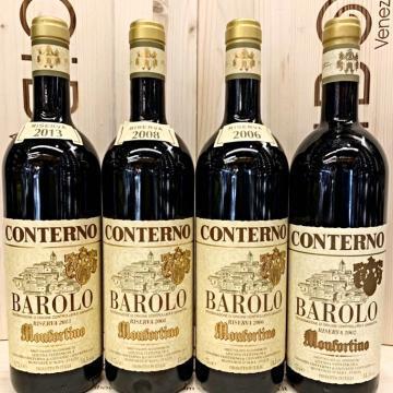 Barolo Monfortino Riserva Conterno, piemonte