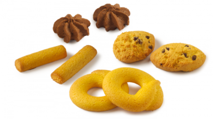 biscotti di burano assortiti, carmelina palmisano