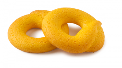 bussolà mignon, Biscotti di Burano, Caremlina Palmisano