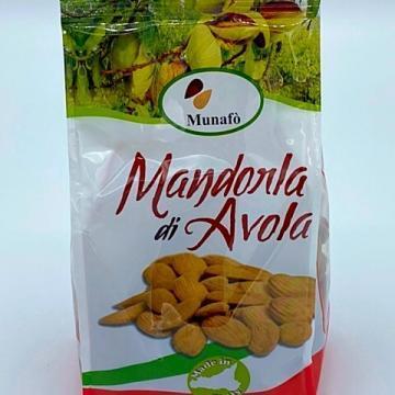 mandorle d'avola sicilia