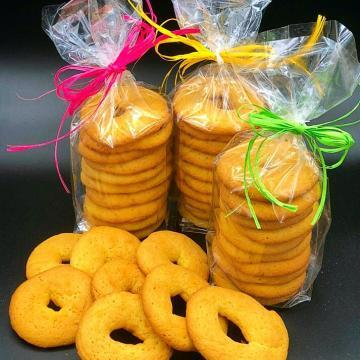 biscotti friabili al limone