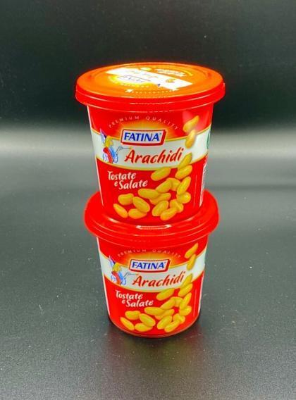 arachidi tostate salate vasetto 200gr