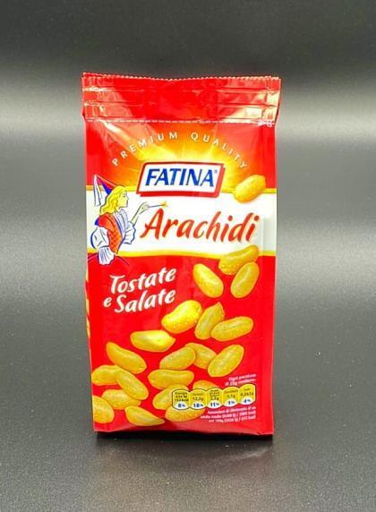 arachidi tostate salate 250gr