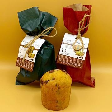 panettoncino artigianale al cioccolato libero mondo commercio equo solidale fair trade